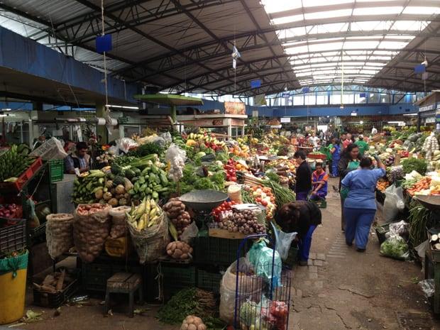 mercado de paloquemao