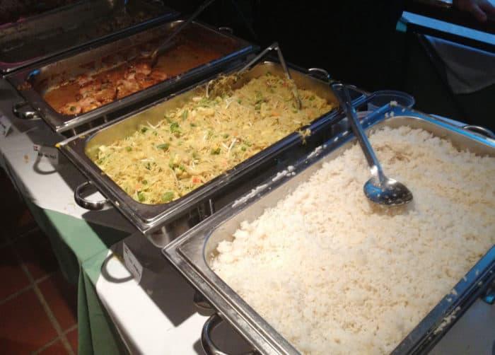 comida hindu en caracas