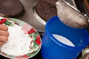 proceso leche de coco