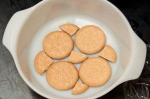 cama galletas maria