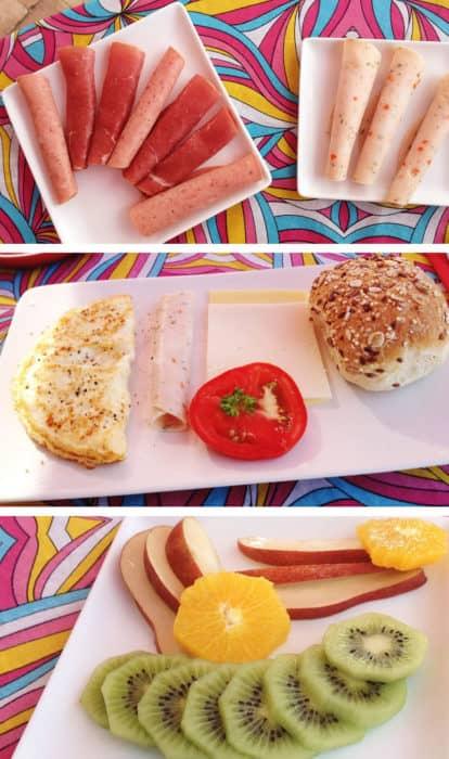 villa tokara breakfast2