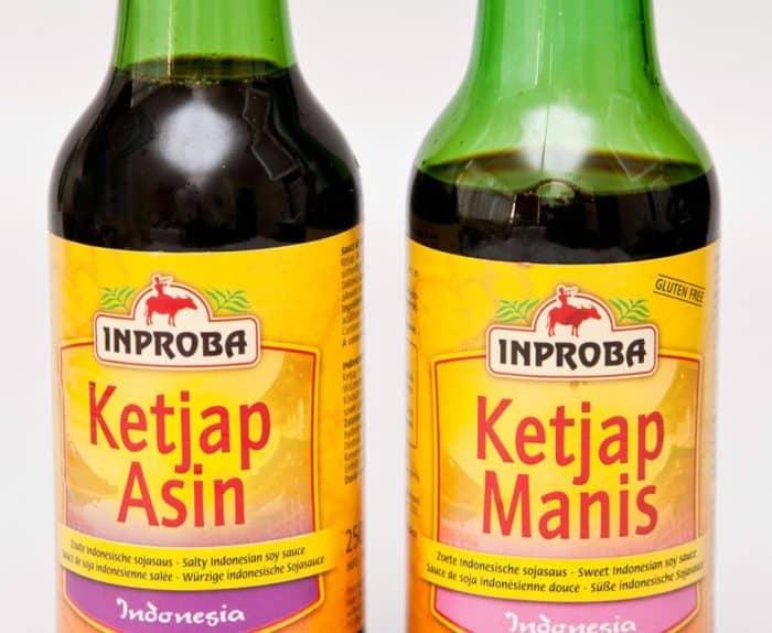 salsa de soja de indonesia