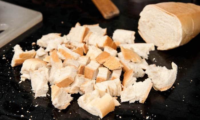pan picado para marmitako