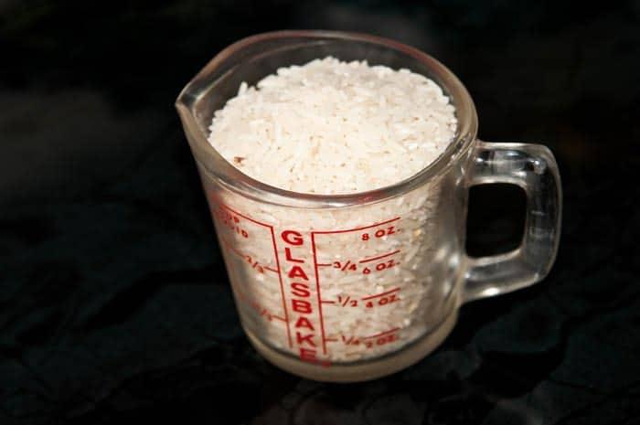 como hacer arroz blanco perfecto en 20 minutos
