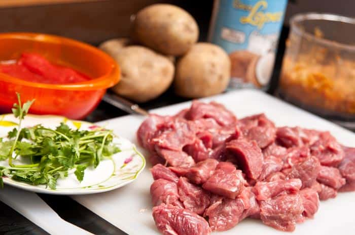 ingredientes carne guisada