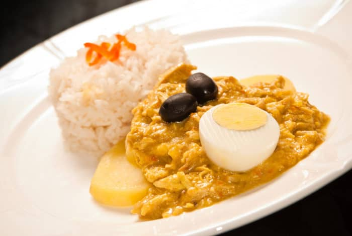 Image result for aji de gallina