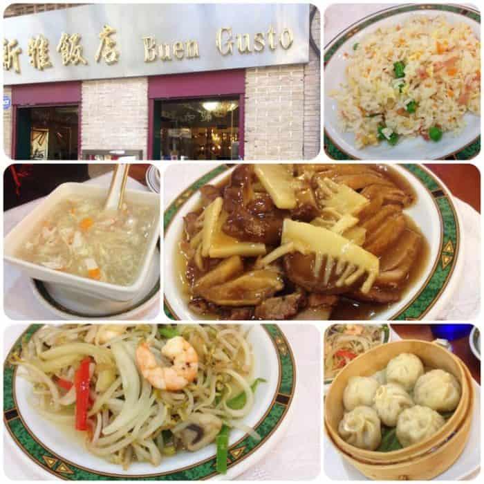 buen gusto restaurant chino en madrid