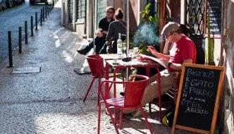 La magia de comer en Lisboa