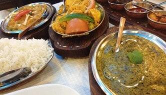 Restaurante Natraj: comida hindú en Lisboa