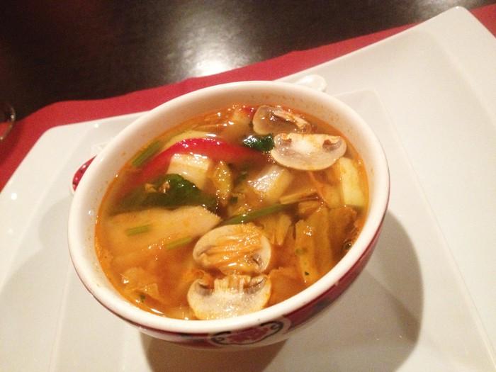 comida tailandesa en madrid