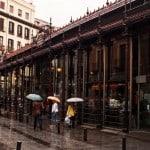 mercado de san miguel madrid la latina