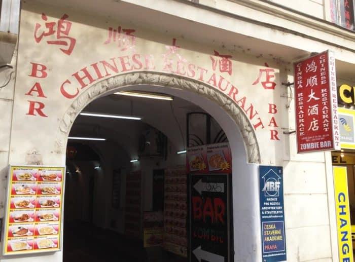 comida china en praga