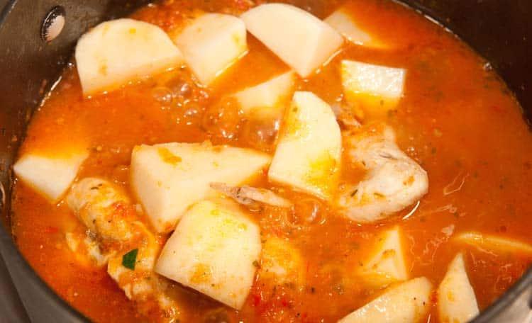 Receta De Estofado De Pollo Casero Comedera Recetas Tips Y Consejos Para Comer Mejor