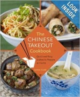 the chinese take out cookbook