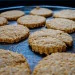 como hacer galletas de avena caseras