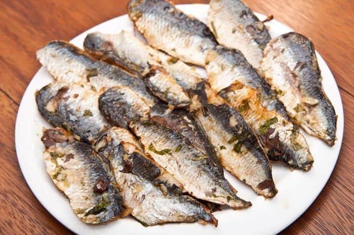 como hacer sardinas al horno