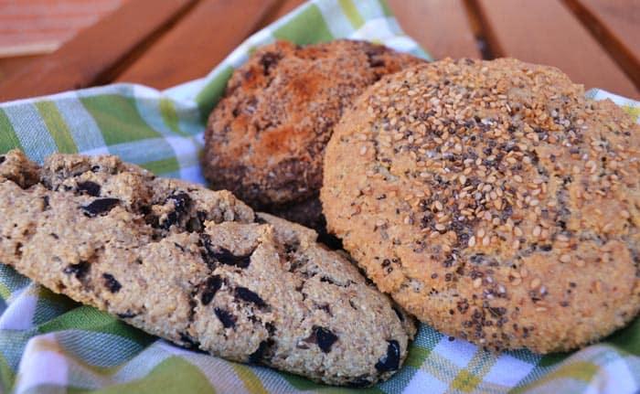 recetas de pan saludable