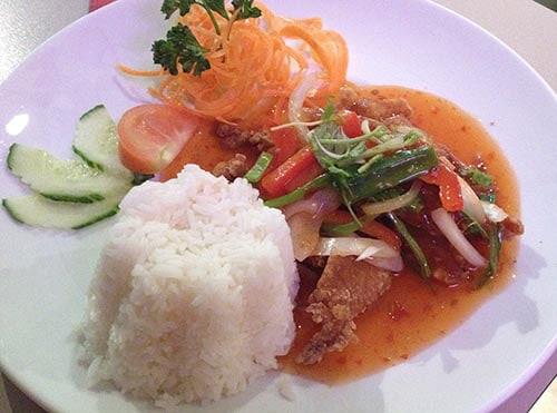 comida asiatica viena