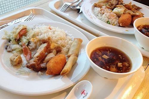 comida china en viena