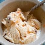 receta de helado de yogurt