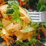 receta aderezo saludable de yogurt y curry