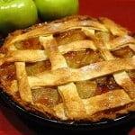 receta de pie de manzana