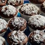 receta muffins de chocolate