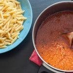 Receta de salsa boloñesa fácil y rápida