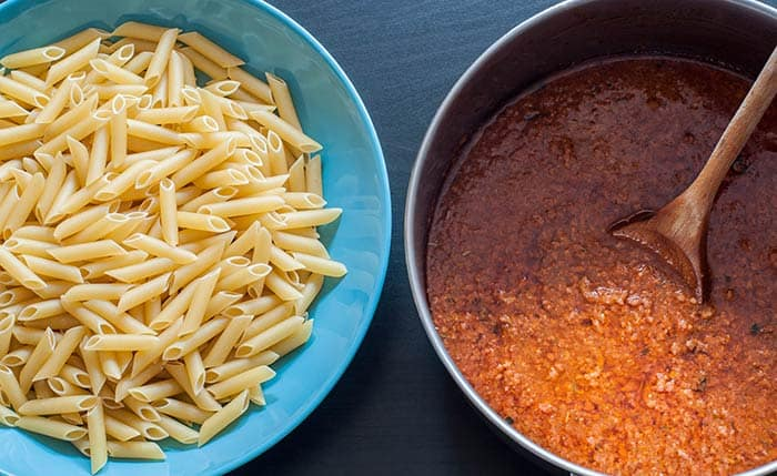 como hacer salsa boloñesa facil