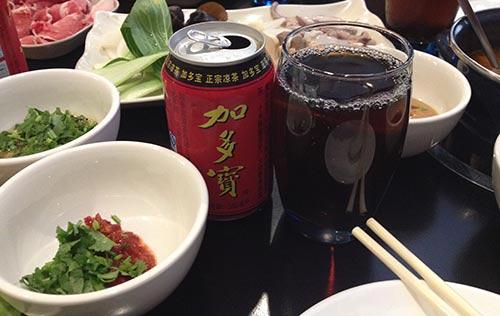 comida china hot pot