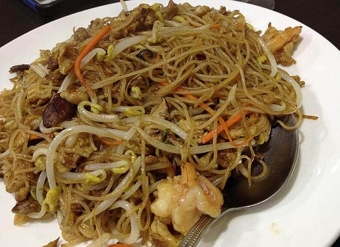 tallarines restaurante jin jin