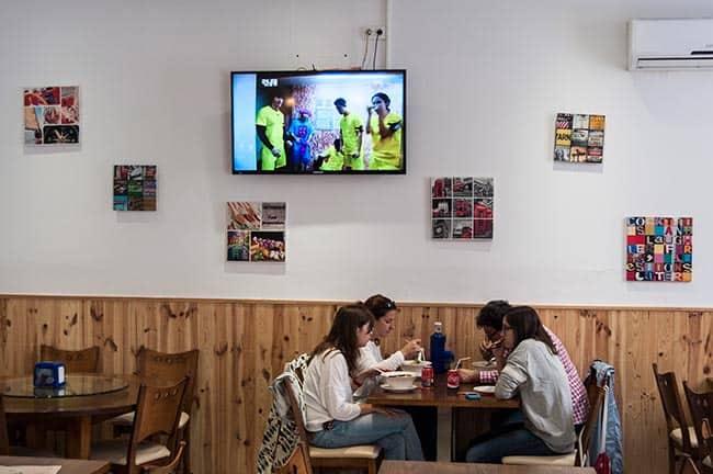 restaurant chino usera
