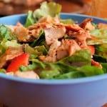 Receta saludable: Ensalada de pollo