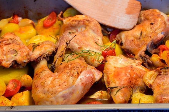 Recetas de tiras de pollo al limon Qu Recetas