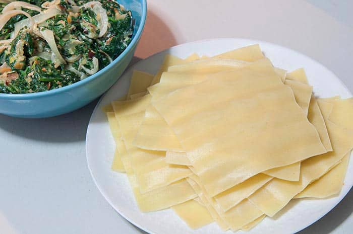 ingredientes canelones rellenos