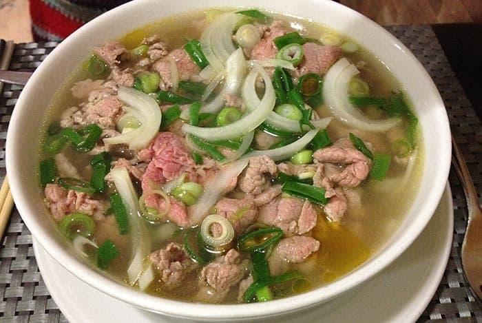 pho bo restaurante vietnam mekong madrid