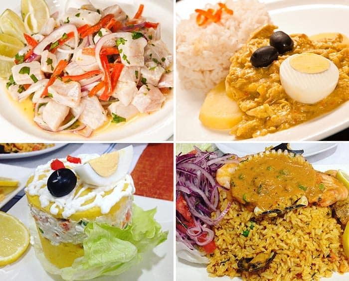 recetas de comida peruana