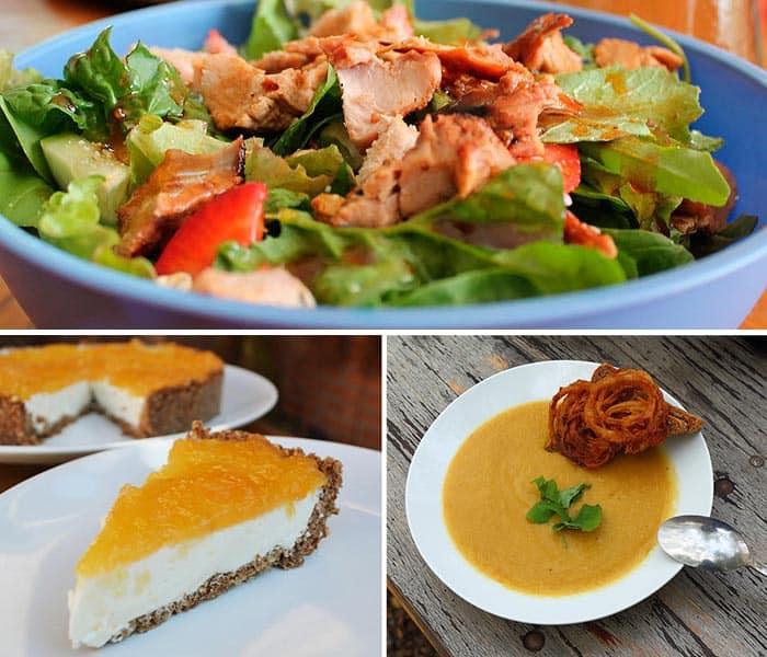 Recetas saludables 26 comidas sanas para cualquier ocasi n for Resetas para preparar comida