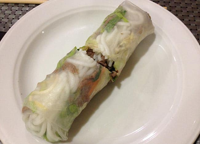 rollito vietnamita restaurante mekong madrid