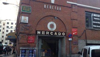 Visitar el Mercado de los Mostenses en Madrid