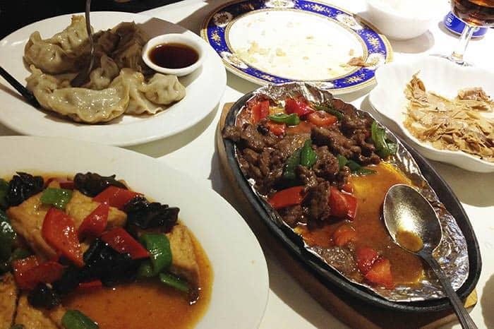 restaurante kai yuan