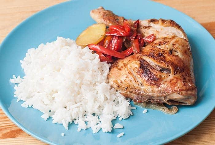 Recetas de tiras de pollo al horno