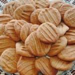 galletas de vainilla receta