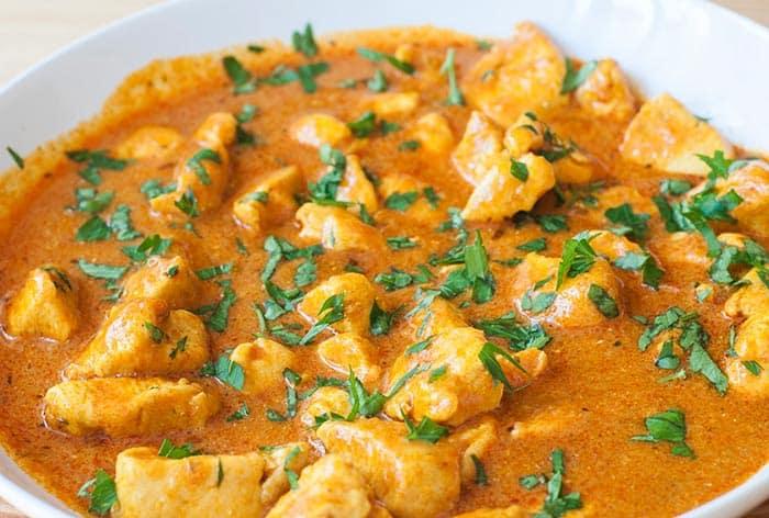 receta de pollo al curry cremoso y delicioso comedera com