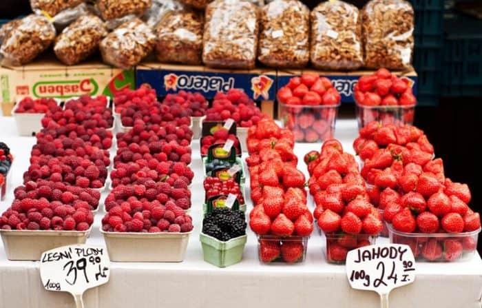 Mercado Havelske Trziste Praga