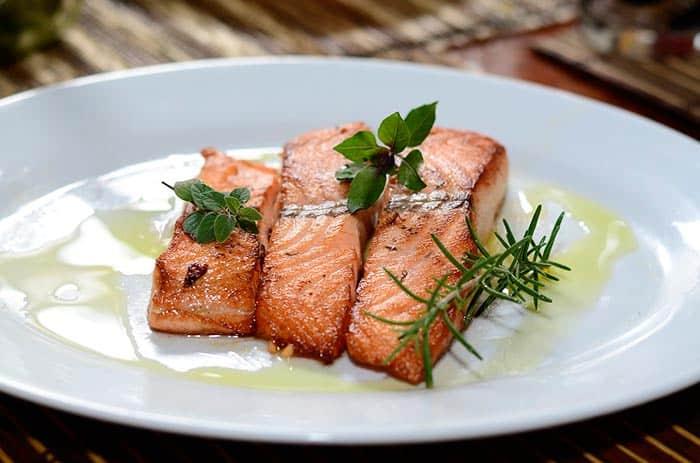 receta salmon a la plancha