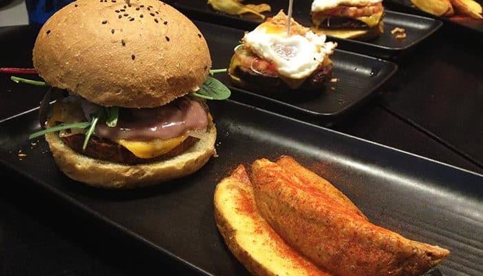 Restaurante Copenhagen: comida vegetariana en Madrid