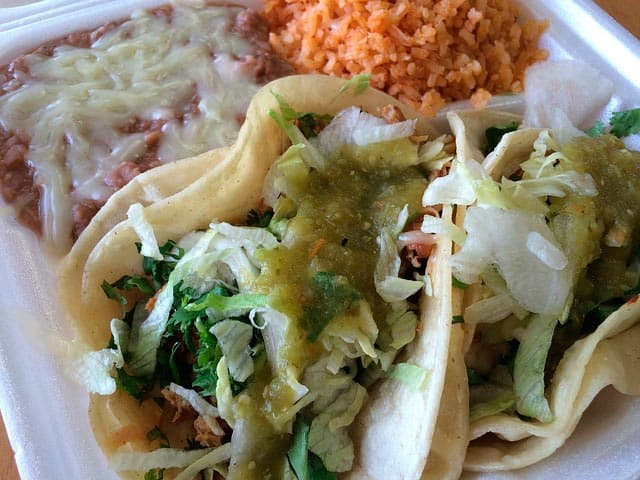 comida mexicana casera