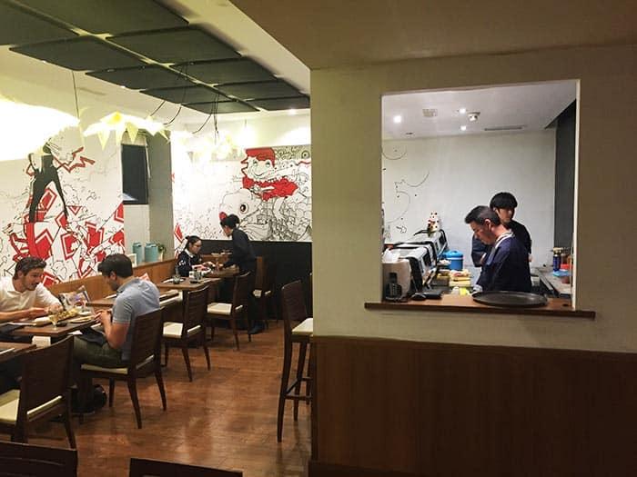 restaurante japones ikigai