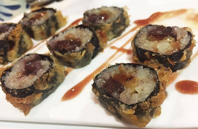 sushi mr vu